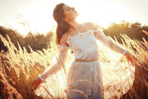 Confiance legerete feminite et spiritualite
