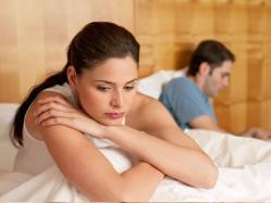 Couple la lune de miel sexuelle ne dure qu un an