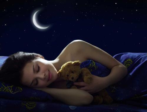 L insomnie liee a une peur du noir