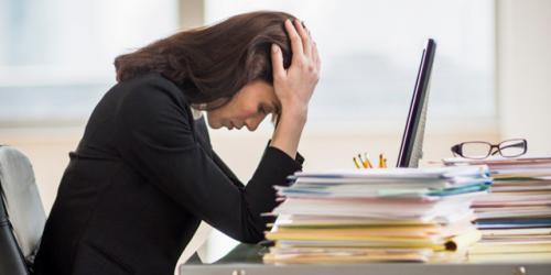 Stresse organisation travail femme c dr